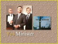 Beebfun Yes Minister desktop theme - screenshot 2