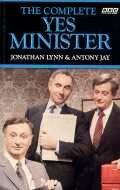 The complete Yes Minister book